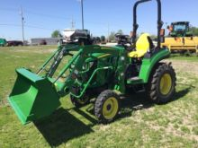 Used John Deere Tractors under 40 HP for sale | Machinio