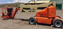 Used 2007 JLG E450AJ