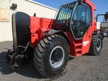 Used 2009 Manitou MH