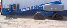 2002 Genie S65 TRAX