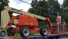 Used 2008 JLG 600AJ