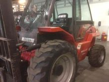 Used 2010 Manitou M5