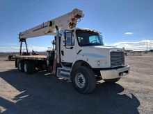 Used 2008 Terex BT50