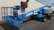 Used 2011 Genie S60X