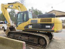 2008 Caterpillar 330DL 113829