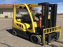 2010 Hyster S50FT 113912