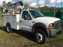 2005 Ford F450 114060