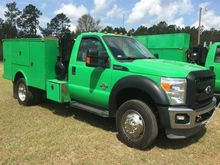2011 Ford F450 114061