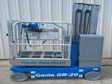 2016 Genie GR20 114470