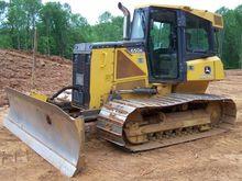 2013 John Deere 650K LGP 114490