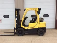 2011 Hyster H60FT 114654