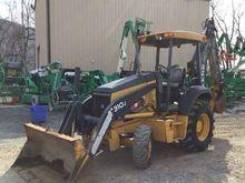 2010 John Deere 310J 114710