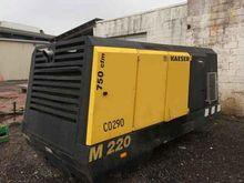 2005 Kaeser M220 114776