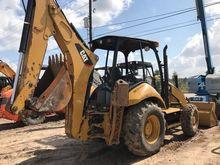 2012 Caterpillar 416F 114824