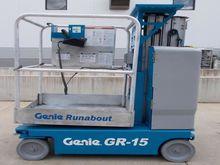 2012 Genie GR15 114884