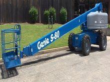 2008 Genie S80 114991
