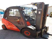 2007 Linde H25T 115067