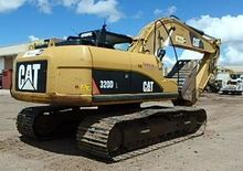 2008 Caterpillar 320DL 115085