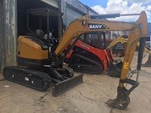 2016 Sany SY35 115123