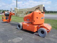 2007 JLG E400AJP 115166