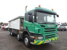 2014 Scania P410