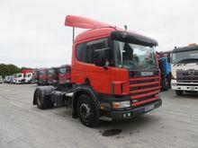 2002 Scania 114.340