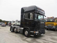 2014 Scania R450 Topline