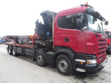 5b4f8e5a79 Used Flat C W Cranes for sale. Ford equipment   more