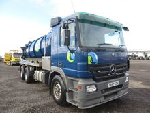2007 Whale Tankers Actros 2632