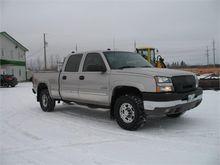 2004 CHEVROLET 2500HD