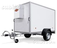Shopping Cart w with fridge