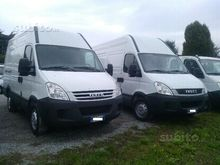 Iveco daily furgoneIveco daily