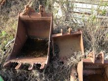 Used Backhoe bucket