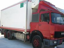Iveco 165.24 transport crate re