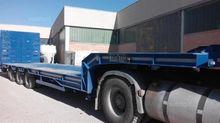 Semitrailer carrellone cometto