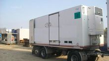 Cardi trailer isothermal with f