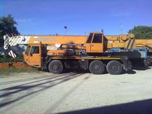 40 ton mobile crane Ormig 40 TT