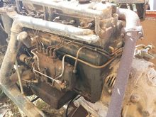 Engine fiat 120 hp for pump or