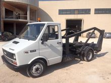Iveco Daily 35 wildcard Lift ho