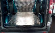 Renault Trafic aluminum floor a