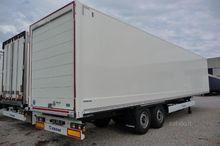 box semitrailer 2 axles new