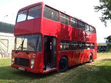 English double-decker bus