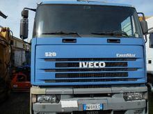 Tractor fiat iveco eurostar 260