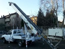 Lift-scale removals KLAAS HV25