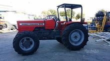 Used Tractor Massey