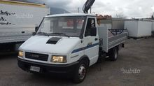 Used Iveco Flatbed +