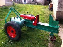 Used Log splitter 24
