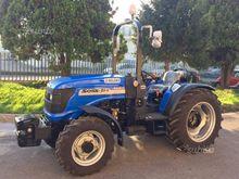 Agricultural tractors 75 Deleks