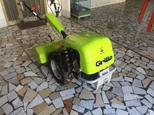 Grillo walking tractor 107 12CV
