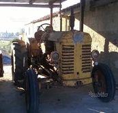 Antique tractor OM 50 R